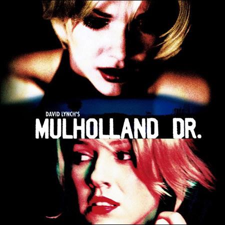 Обложка к альбому - Малхолланд Драйв / Mulholland Drive (Vinyl 24/96)