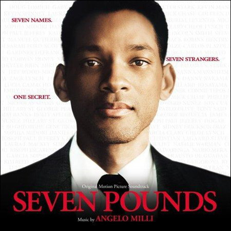 Обложка к альбому - Семь жизней / Seven Pounds (OST)