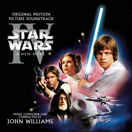 Star Wars IV: A New Hope DATOS: CBR / Stereo / 48 kHz / 320 kbps. AÑO: 1997