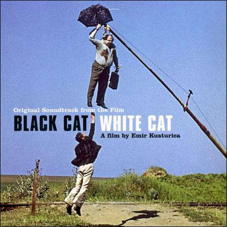 """Комп.Г.Брегович - Саундтрек """"Черная кошка,белый кот"""" / OST..."""