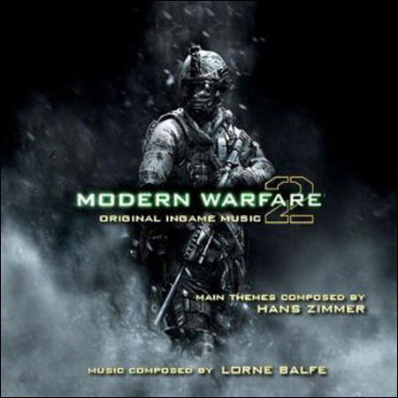 Front cover - Call of Duty: Modern Warfare 2