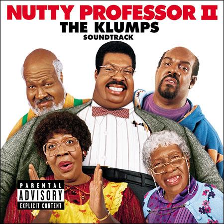 Обложка к альбому - Чокнутый профессор 2: Семья Клампов / Nutty Professor II: The Klumps (OST - 542 885-2)
