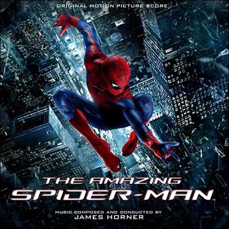 Обложка к альбому новый человек паук