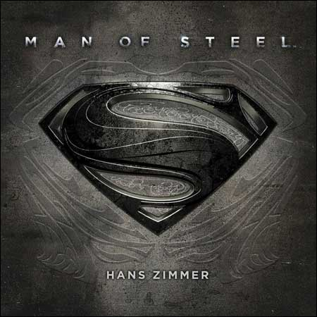 Front cover - Человек из стали / Man Of Steel (Deluxe Edition)