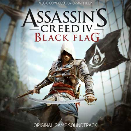 Обложка к альбому - Assassin's Creed IV: Black Flag (OST)
