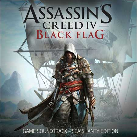 Front cover - Assassin's Creed IV: Black Flag (Sea Shanty Edition)