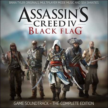 Обложка к альбому - Assassin's Creed IV: Black Flag (The Complete Edition)