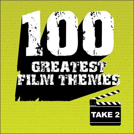 Обложка к альбому - 100 Greatest Film Themes - Take 2 (6 CD Box Set - CD 1)