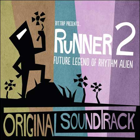 Обложка к альбому - Bit.Trip Presents...Runner2: Future Legend of Rhythm Alien