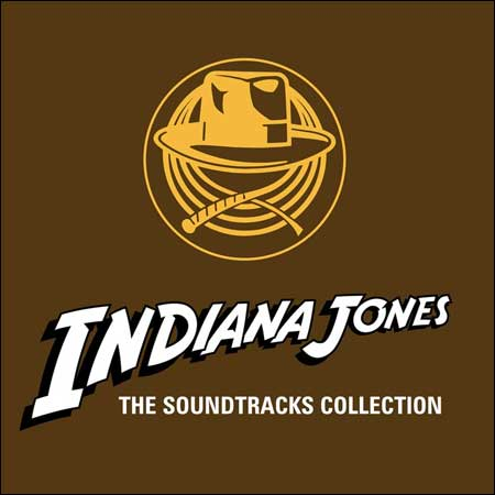 Обложка к альбому - Indiana Jones: The Soundtracks Collection - CD 4 - Indiana Jones and the Kingdom of the Crystal Skull