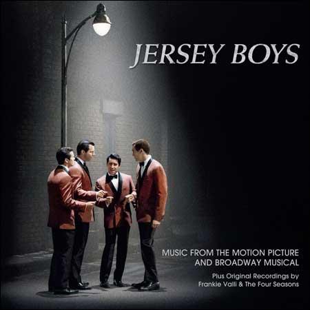 Обложка к альбому - Парни из Джерси / Jersey Boys