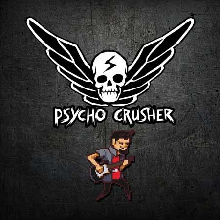 Обложка к альбому - Psycho Crusher