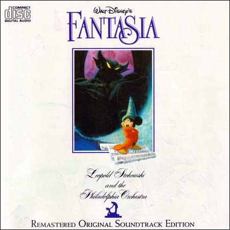 Обложка к альбому - Walt Disney's Fantasia (Remastered)