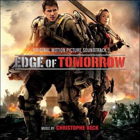 Обложка к альбому - Грань будущего / Edge of Tomorrow (Score)