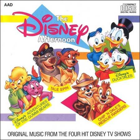 Обложка к альбому - The Disney Afternoon