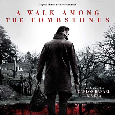Обложка к альбому - Прогулка среди могил / A Walk Among the Tombstones
