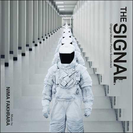 Обложка к альбому - Сигнал / The Signal (by Nima Fakhrara)