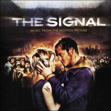 Обложка к альбому - Сигнал / The Signal (by Ben Lovett)