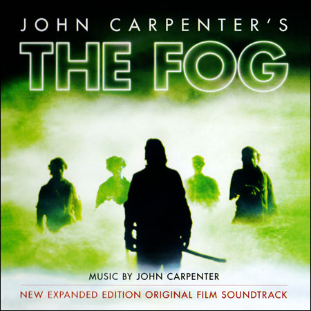 Обложка к альбому - Туман / The Fog (by John Carpenter - New Expended Edition - 2012)