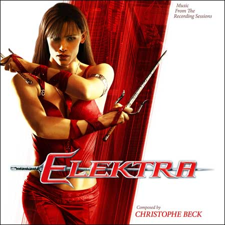 Обложка к альбому - Электра / Elektra (Music from the Recording Sessions)