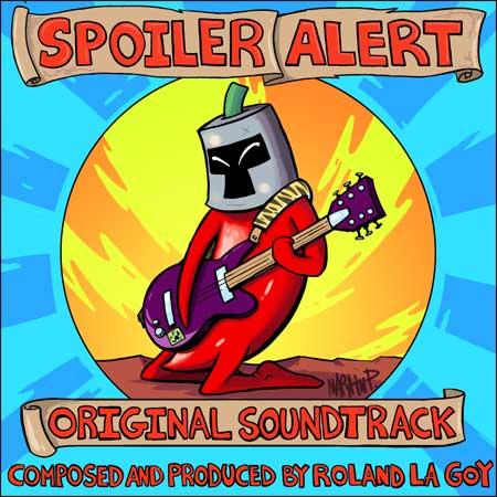 Обложка к альбому - Spoiler Alert