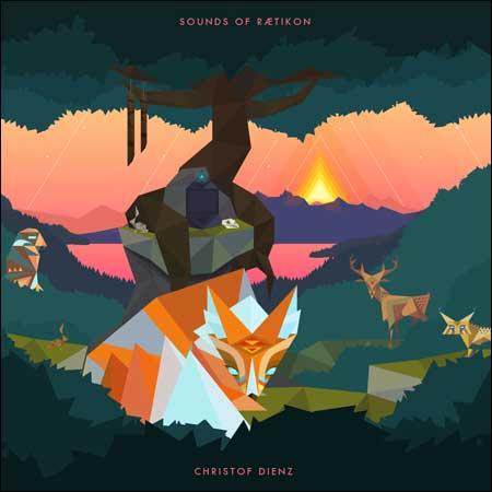 Обложка к альбому - Sounds of Rætikon (Secrets of Rætikon Soundtrack)