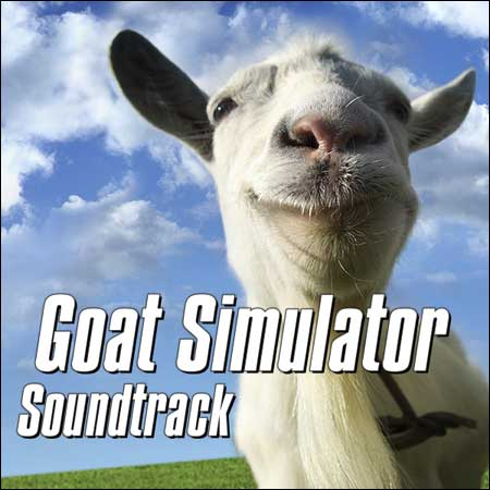 Обложка к альбому - Goat Simulator