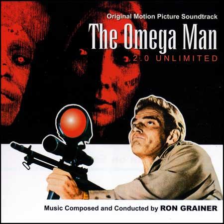 Обложка к альбому - Человек Омега / The Omega Man (2.0 Unlimited Edition)
