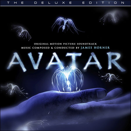 Обложка к альбому - Аватар / Avatar (The Deluxe Edition (by JHFan & SonicAdventure))