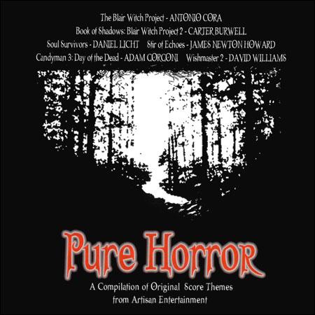 Обложка к альбому - Pure Horror