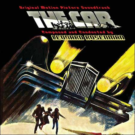 Обложка к альбому - Автомобиль / The Car