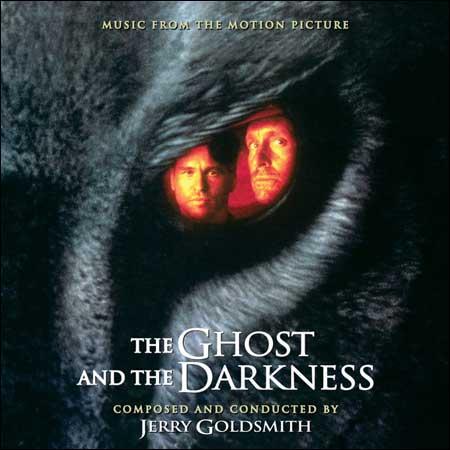 Дополнительная обложка к альбому - Призрак и Тьма / The Ghost and The Darkness (Intrada 2015)