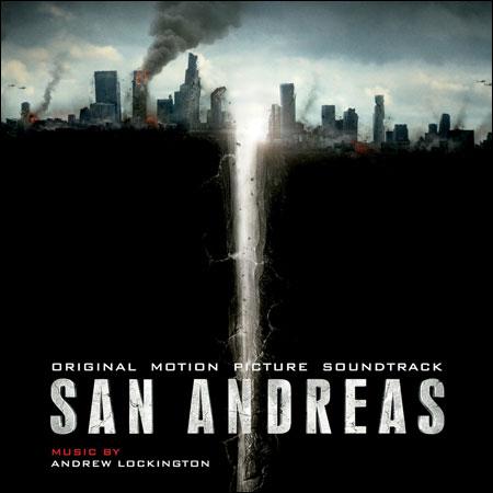 Обложка к альбому - Разлом Сан-Андреас / San Andreas