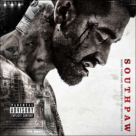 Обложка к альбому - Левша / Southpaw (OST)