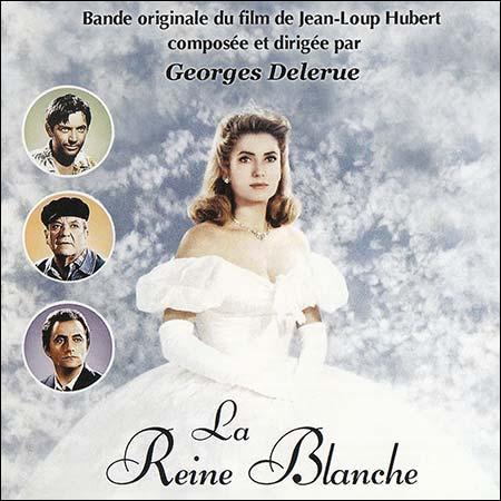 Обложка к альбому - Белая невеста / La reine blanche