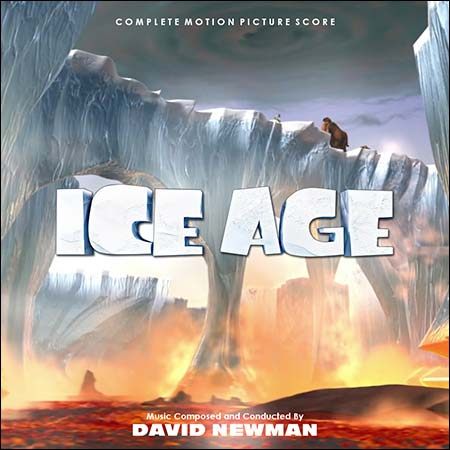 Обложка к альбому - Ледниковый период / Ice Age (Complete Score)