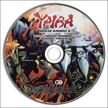 Обложка к альбому - Yaiba: Ninja Gaiden Z