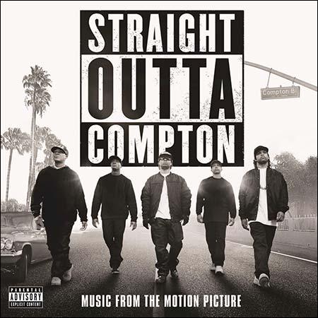 Обложка к альбому - Голос улиц / Straight Outta Compton