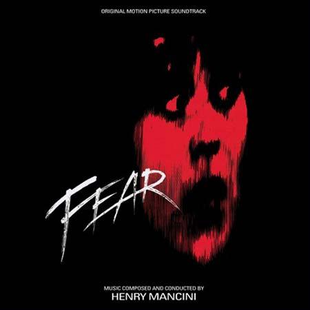 Обложка к альбому - Страх / Fear