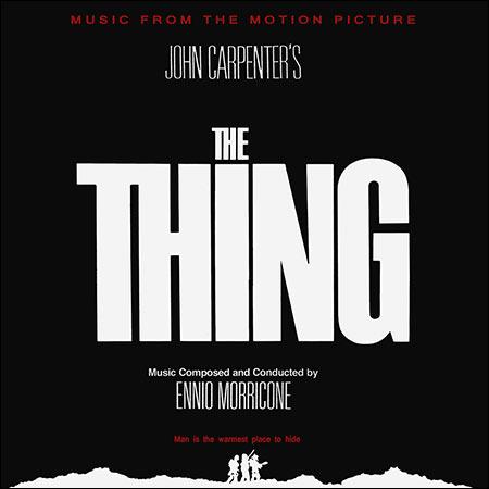Обложка к альбому - Нечто / The Thing (MCA Records Edition)
