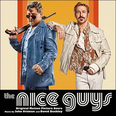 Обложка к альбому - Славные парни / The Nice Guys (Score)