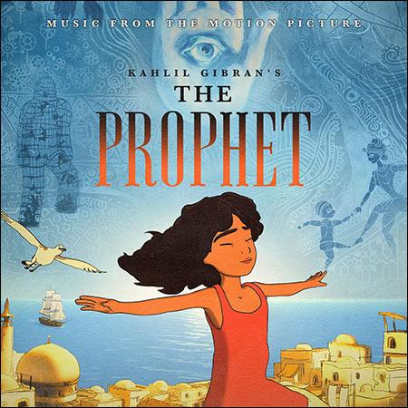 Обложка к альбому - Пророк / Kahlil Gibran's The Prophet