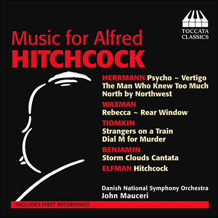Обложка к альбому - Music for Alfred Hitchcock