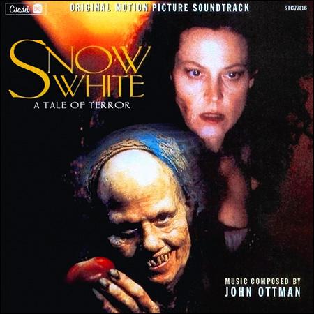 Обложка к альбому - Белоснежка: Страшная сказка / Snow White: A Tale of Terror