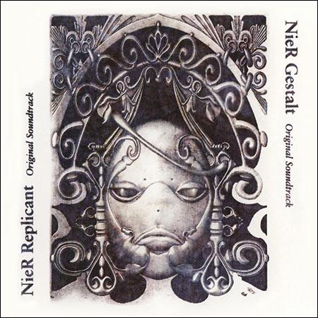 Обложка к альбому - NieR Gestalt & Replicant