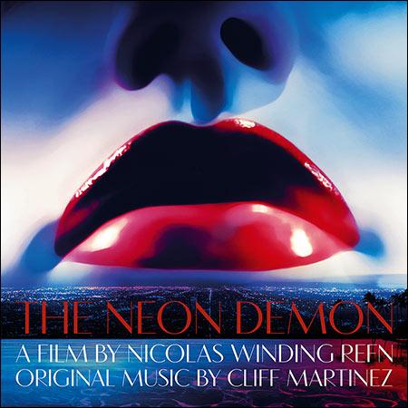 Обложка к альбому - Неоновый демон / The Neon Demon