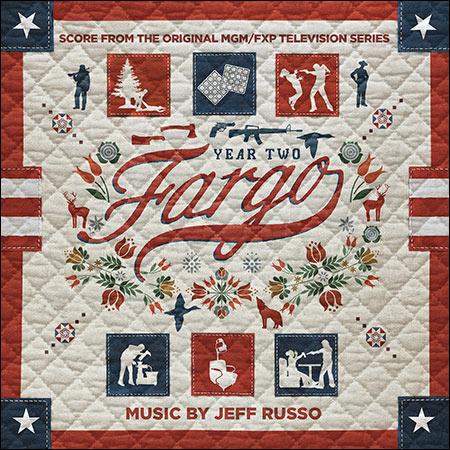 Обложка к альбому - Фарго / Fargo: Year Two (by Jeff Russo)