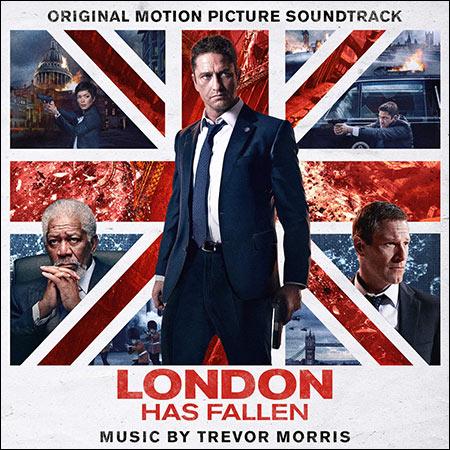Обложка к альбому - Падение Лондона / London Has Fallen
