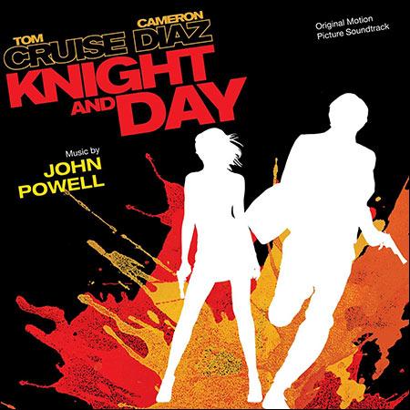 Обложка к альбому - Рыцарь дня / Knight and Day