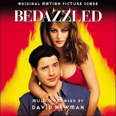 Обложка к альбому - Ослеплённый желаниями / Bedazzled (2000 - Unreleased Score)